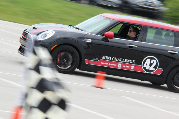 MINI Challenge Performance Driving Event
